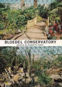 Canada British Columbia Vancouver Queen Elizabeth Park Bloedel Conservatory I...
