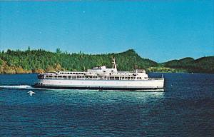 Ferry M V Queen of Vancouver British Columbia
