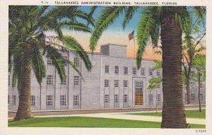 Florida Tallahassee Administration Building
