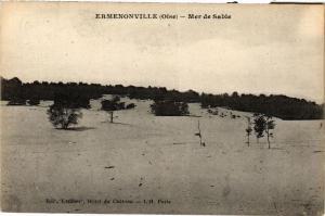 CPA ERMENONVILLE Mer de Sable (377121)
