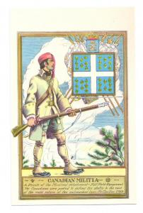 Canadian Militia French Troops Fort Ticonderoga