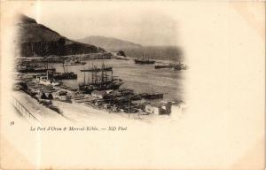 CPA Algérie-Le Port d'Oran & Mers el Kebir (236367)