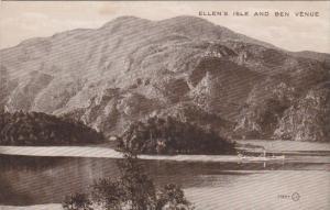 Ellen's Isle and Ben Venue, Scotland, United Kingdom, 00-10s