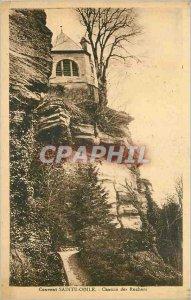 Postcard Old Convent Sainte Odile Chemin des Rochers