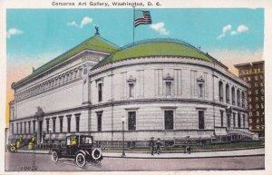 WASHINGTON D.C., 1900-10s; Corcoran Art Gallery