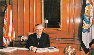 Governor of West Virginia Hulett C. Smith Vintage Postcard J56517