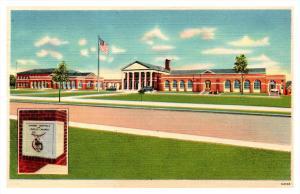 Massachusetts  Springfield   Shriner's  Hospital  for Crippled Children