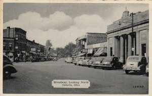 GENEVA , Ohio, 1930-40s ; Broadway , Looking North