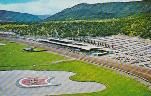 New Mexico Lincoln County Aerial View Ruidoso Downs Horse Racing