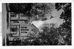 Milford Pennsylvania Presbyterian Church Exterior Antique Postcard K20052