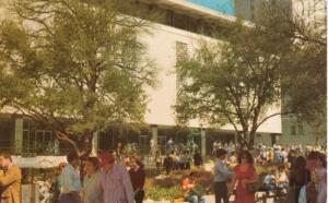 AUSTIN , Texas, 1940-60s; University of Texas, Academic Center on the West Mall