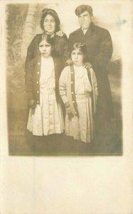 Breetwor Studio Native American Indian 1910 Pueblo Colorado Postcard 20-1190