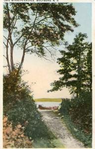 NH - Wolfeboro, Lake Winnepesaukee, Indian Carry