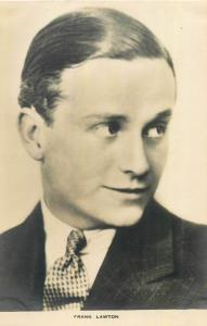 Actor Frank Lawton