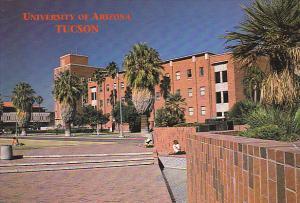 Administration Building University Of Arizona Tucson Arizona
