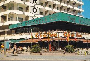 Spain Alicante Benidorm Hotel Belroy Palace & Cafe de Paris