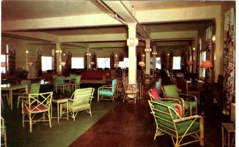 Haynes 53 SERIES #344 Lake Hotel Lounge, Yellowstone National Park