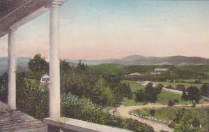 Vermont Williston Twist O´ Hill Lodge The Winooski Valley Albertype