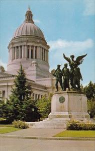 Capitol Building Olympia Washington