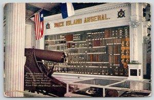 Rock Island Illinois~Arsenal Operations Board~Small Metal Parts Manufacture~1910