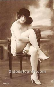 Reproduction Nude Post Card Unused