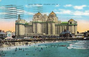 USA Hotel Traymore Atlantic City 01.72