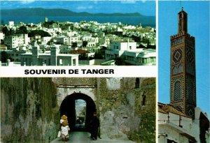 CPM AK Tanger- souvenir MAROC (880797)