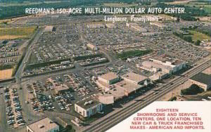 Pennsylvania Langhorne Reedman's 150 Acre Multi Million Dollar Auto Center