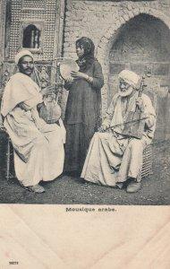 Mousique arabe , EGYPT , 1901-07