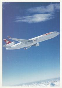 SWISS Airlines Jet Airplane 80-90s