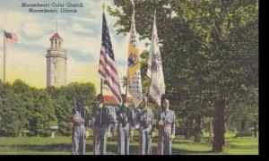 Illinois Mooseheart Mooseheart Color Guard