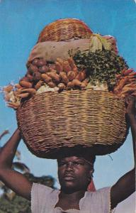 Country Girl , Kenscoff , Haiti , 40-60s