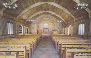 Chapel of the Transfiguration at Kanuga,  Hendersonville,  North Carolina,  4...
