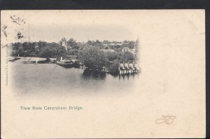 Berkshire Postcard - View From Caversham Bridge    RS3860