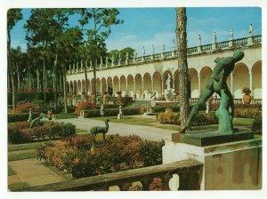 Famous Ringling Museum of Art, Sarasota FL PC9 39 large 6 1/2 X 9 Postcard