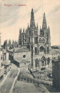 Spain Burgos Catedral 02.13