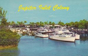 Marina At Jupiter Inlet Colony Jupiter Florida 1967