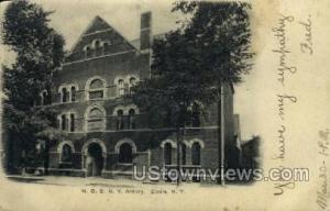 Armory Elmira NY 1906