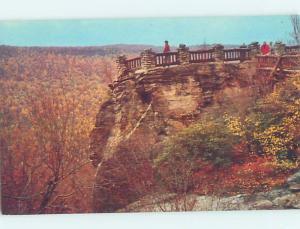 Unused Pre-1980 PARK SCENE Morgantown West Virginia WV H1691