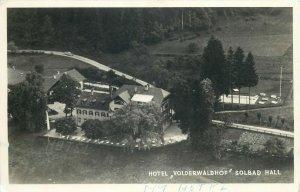 Solbad Hall Tirol - Hotel Volderwaldhof rppc