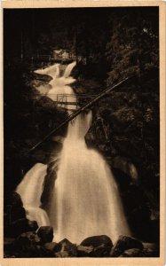 CPA AK Triberg- Wasserfall GERMANY (904563)