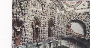 ROMA, Italy , 1900-10s; Cimitero del Cappuccini