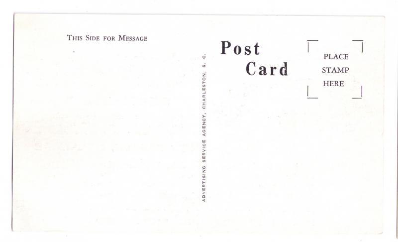New Castle DE Pompeii Restaurant US 40 Advertising Postcard