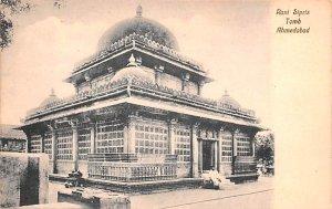 Rani Sipris Tomb Ahmedabad India Unused