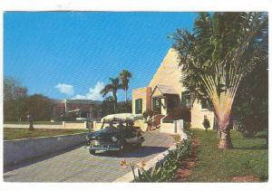 Aquarium and Museum, Bermuda, 40-60s