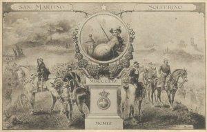 Italy San Martino Solferino 04.24