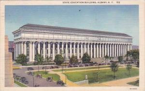 State Education Building Albany New York 1942