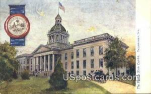 State Capitol Tallahassee FL Unused