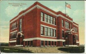 Augusta, Me., New Grammar School