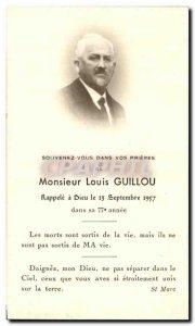 Image pious Louis Guilloux